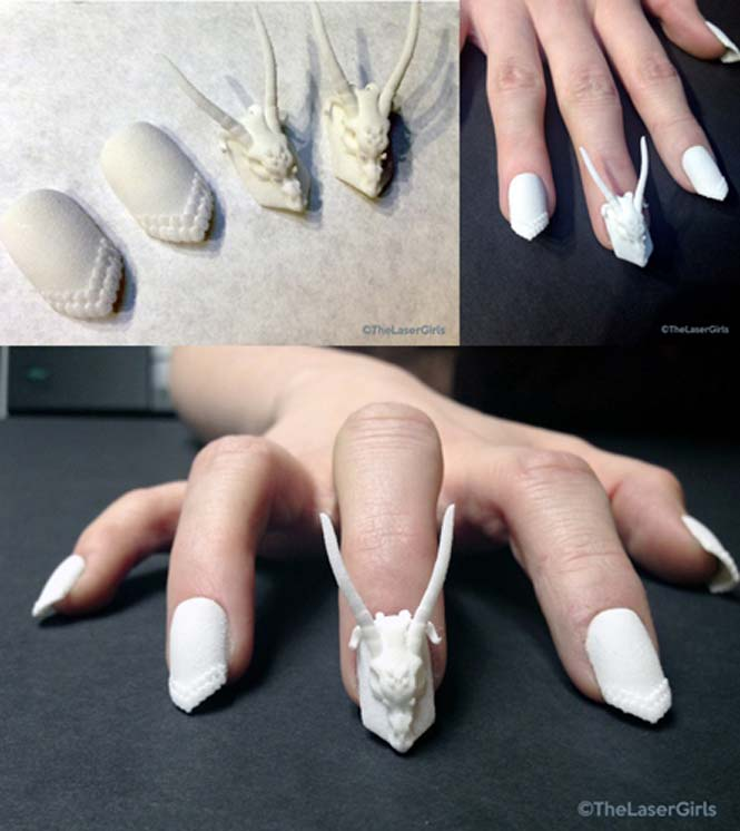 3D εκτυπωμένα νύχια (5)