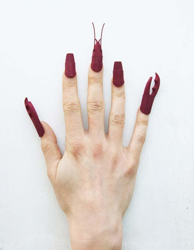 3D εκτυπωμένα νύχια (6)