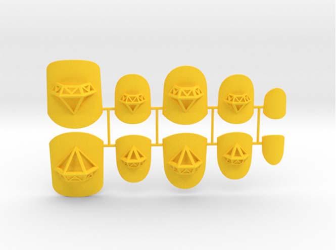 3D εκτυπωμένα νύχια (8)