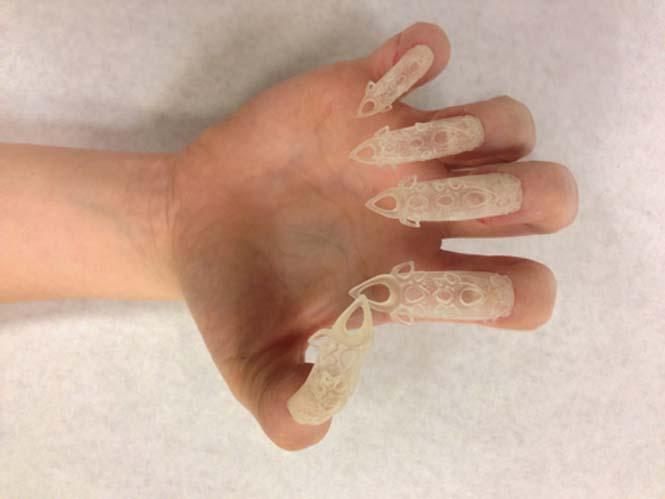 3D εκτυπωμένα νύχια (10)