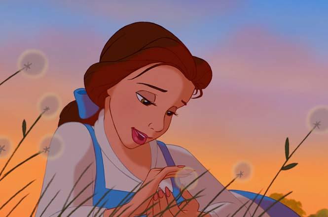 Αν οι πριγκίπισσες της Disney είχαν ρεαλιστικά μαλλιά (3)