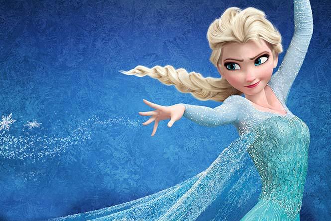 Αν οι πριγκίπισσες της Disney είχαν ρεαλιστικά μαλλιά (9)
