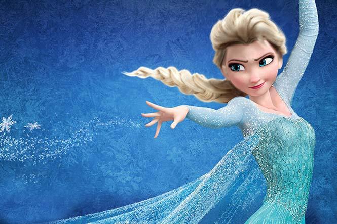 Αν οι πριγκίπισσες της Disney είχαν ρεαλιστικά μαλλιά (10)