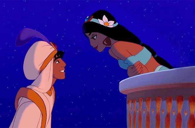 Αν οι πριγκίπισσες της Disney είχαν ρεαλιστικά μαλλιά (12)