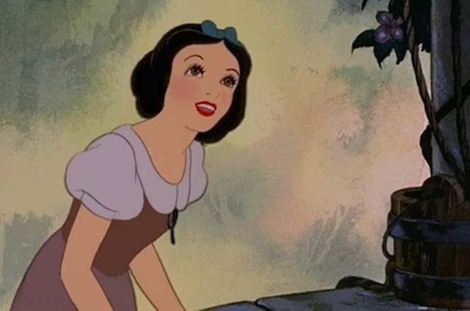 Αν οι πριγκίπισσες της Disney είχαν ρεαλιστικά μαλλιά (13)