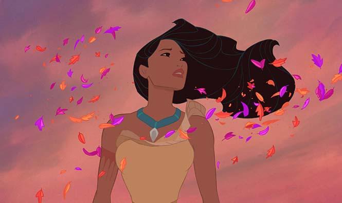 Αν οι πριγκίπισσες της Disney είχαν ρεαλιστικά μαλλιά (15)