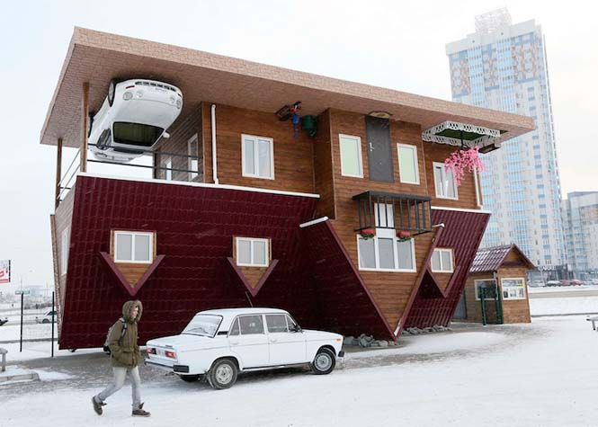 Το ανάποδο σπίτι στη Σιβηρία (1)