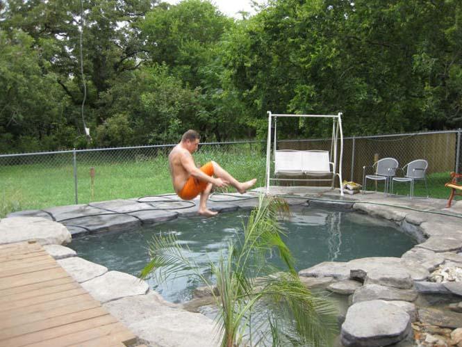 Άνδρας μετέτρεψε την θλίψη του σε μια τροπική πισίνα (36)
