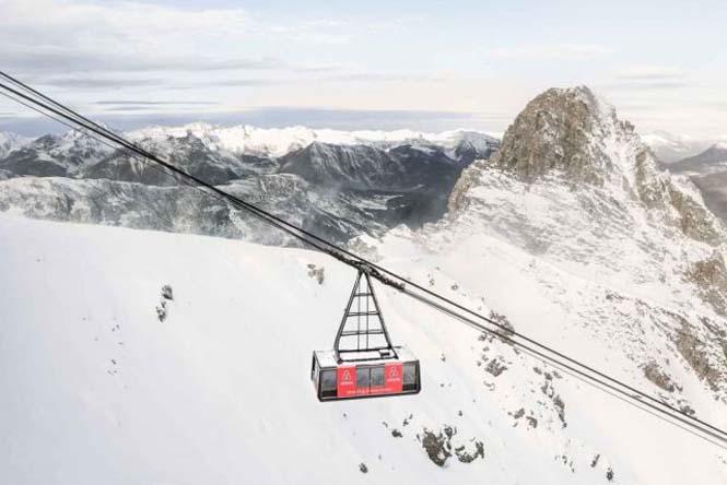 Άνετο υπνοδωμάτιο πάνω από το χιόνι, σε υψόμετρο 2.700 μέτρων (6)