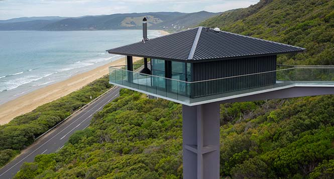 Αυτό το απίστευτο σπίτι στην Αυστραλία μοιάζει σαν να επιπλέει στην θάλασσα (2)