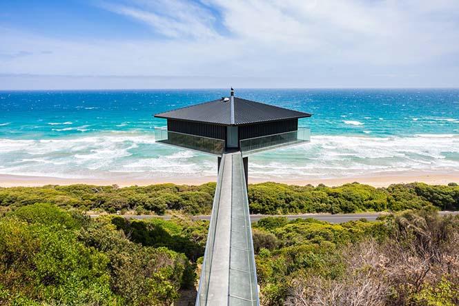Αυτό το απίστευτο σπίτι στην Αυστραλία μοιάζει σαν να επιπλέει στην θάλασσα (4)