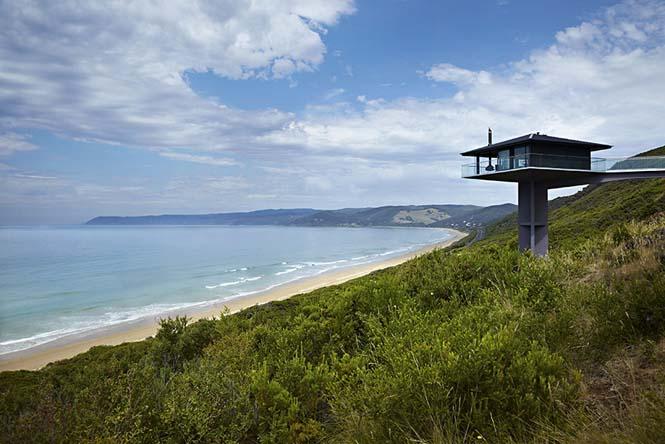 Αυτό το απίστευτο σπίτι στην Αυστραλία μοιάζει σαν να επιπλέει στην θάλασσα (8)