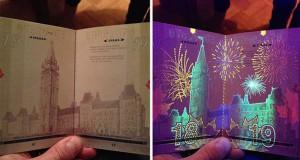 Τα νέα διαβατήρια του Καναδά ξεχωρίζουν χάρη σε ένα εντυπωσιακό χαρακτηριστικό