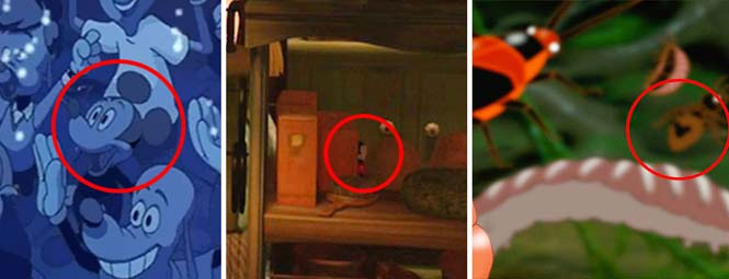 Η Disney έχει κρύψει τον Mickey σε όλες τις ταινίες της. Μπορείτε να τον εντοπίσετε; (15)