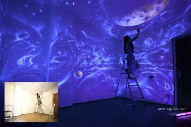 Δωμάτια που μετατρέπονται σε κάτι εντελώς διαφορετικό μόλις σβήσουν τα φώτα (2)