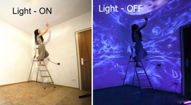 Δωμάτια που μετατρέπονται σε κάτι εντελώς διαφορετικό μόλις σβήσουν τα φώτα (3)