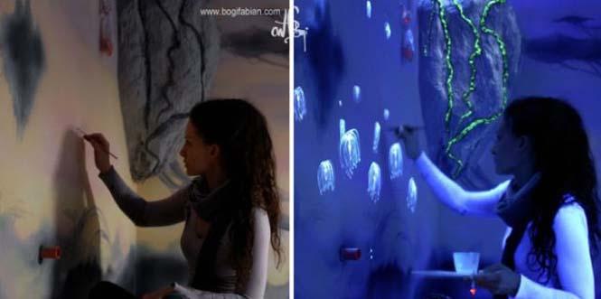 Δωμάτια που μετατρέπονται σε κάτι εντελώς διαφορετικό μόλις σβήσουν τα φώτα (5)