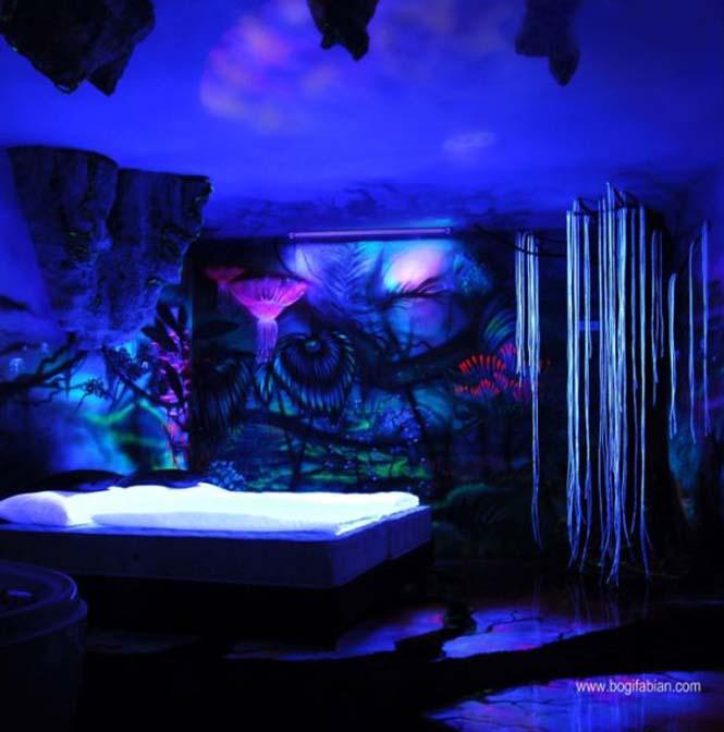 Δωμάτια που μετατρέπονται σε κάτι εντελώς διαφορετικό μόλις σβήσουν τα φώτα (6)