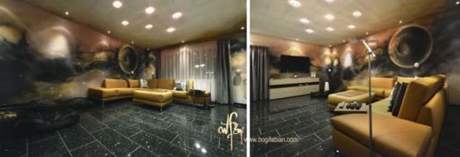 Δωμάτια που μετατρέπονται σε κάτι εντελώς διαφορετικό μόλις σβήσουν τα φώτα (10)