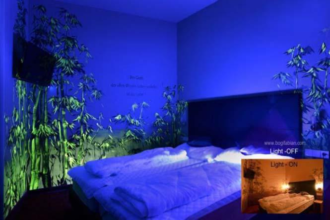 Δωμάτια που μετατρέπονται σε κάτι εντελώς διαφορετικό μόλις σβήσουν τα φώτα (11)