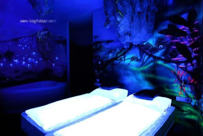 Δωμάτια που μετατρέπονται σε κάτι εντελώς διαφορετικό μόλις σβήσουν τα φώτα (13)