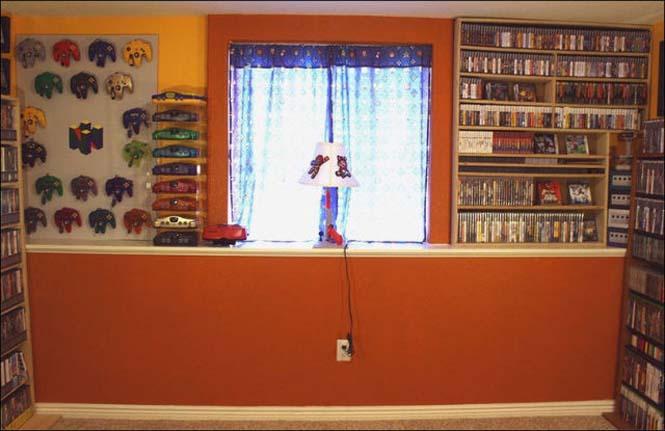 Δωμάτιο - παράδεισος για κάθε retro gamer (4)