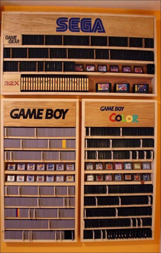 Δωμάτιο - παράδεισος για κάθε retro gamer (11)