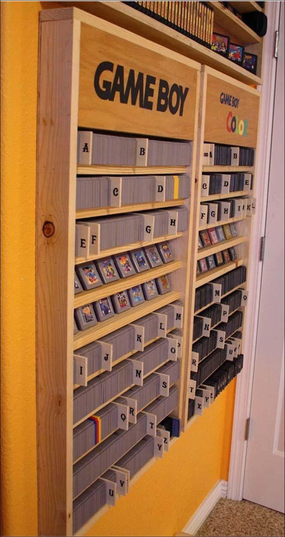 Δωμάτιο - παράδεισος για κάθε retro gamer (12)
