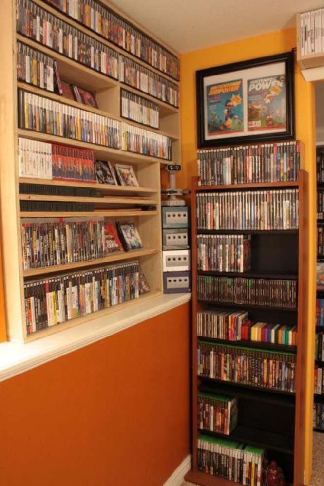 Δωμάτιο - παράδεισος για κάθε retro gamer (14)