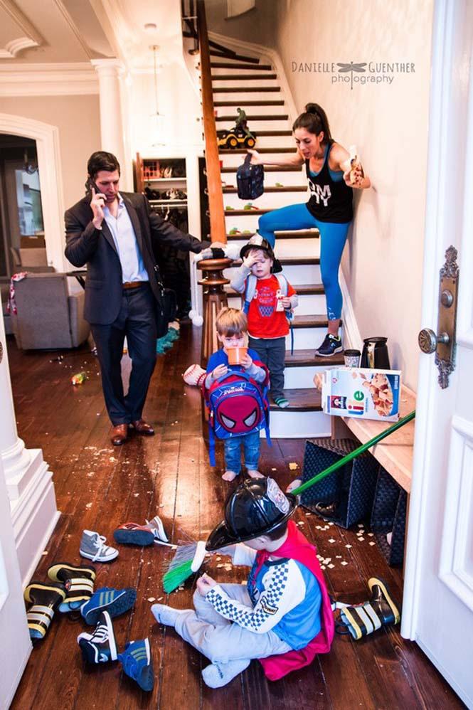 Τα ξεκαρδιστικά οικογενειακά πορτραίτα ενός φωτογράφου (7)