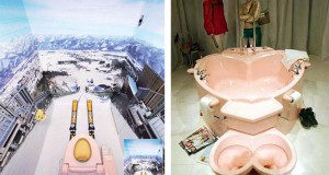 22 από τις πιο μοναδικές τουαλέτες στον κόσμο