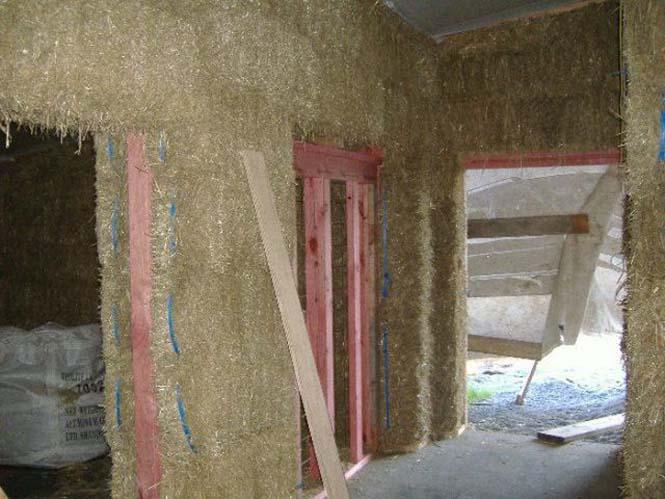 Μπορεί ένα σπίτι να κατασκευαστεί από δέματα άχυρου; (20)