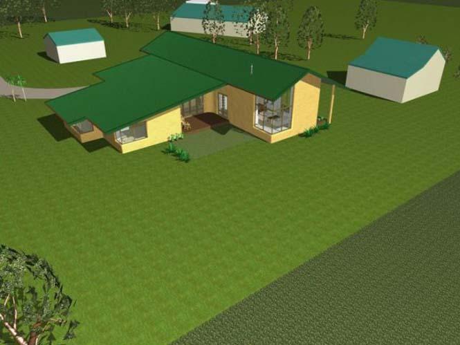 Μπορεί ένα σπίτι να κατασκευαστεί από δέματα άχυρου; (2)