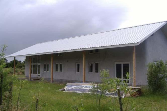 Μπορεί ένα σπίτι να κατασκευαστεί από δέματα άχυρου; (33)