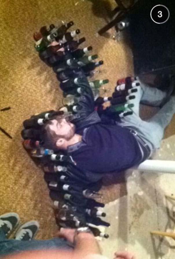Όταν το ποτό οδηγεί σε κωμικοτραγικές καταστάσεις (16)