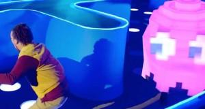 Pac-Man στην πραγματική ζωή (Video)