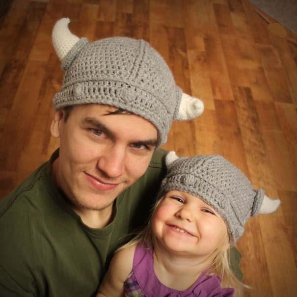 Παράξενα καπέλα και σκούφοι για τον Χειμώνα (3)