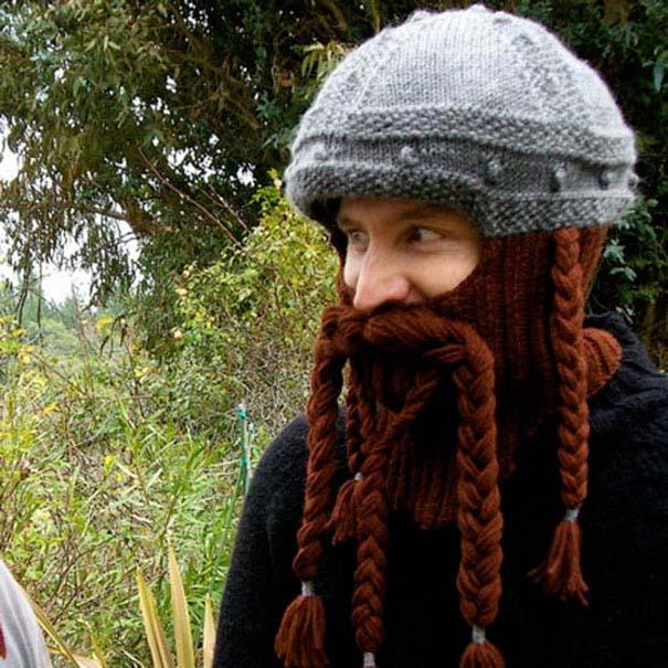 Παράξενα καπέλα και σκούφοι για τον Χειμώνα (5)