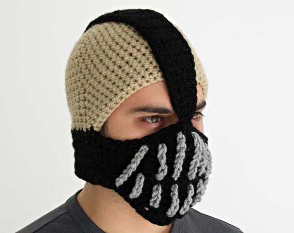 Παράξενα καπέλα και σκούφοι για τον Χειμώνα (9)