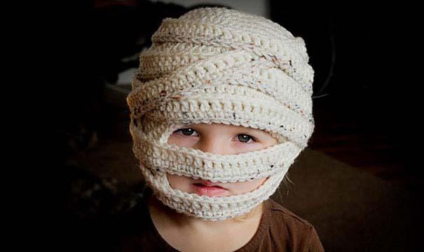 Παράξενα καπέλα και σκούφοι για τον Χειμώνα (13)