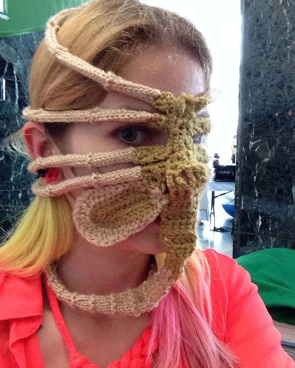 Παράξενα καπέλα και σκούφοι για τον Χειμώνα (16)