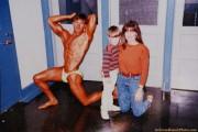 Παράξενες οικογενειακές φωτογραφίες γυμναστικής (7)