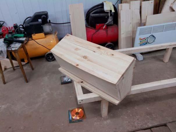 Πατέρας κατασκεύασε το τέλειο κρεβάτι για τον γιο του (13)