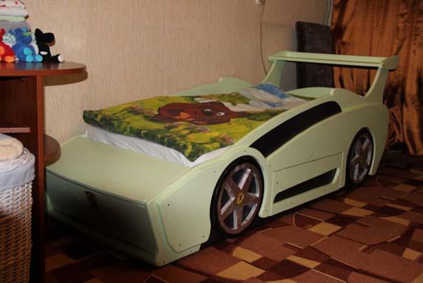 Πατέρας κατασκεύασε το τέλειο κρεβάτι για τον γιο του (30)