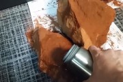 Πέτρωμα που απορροφά νερό