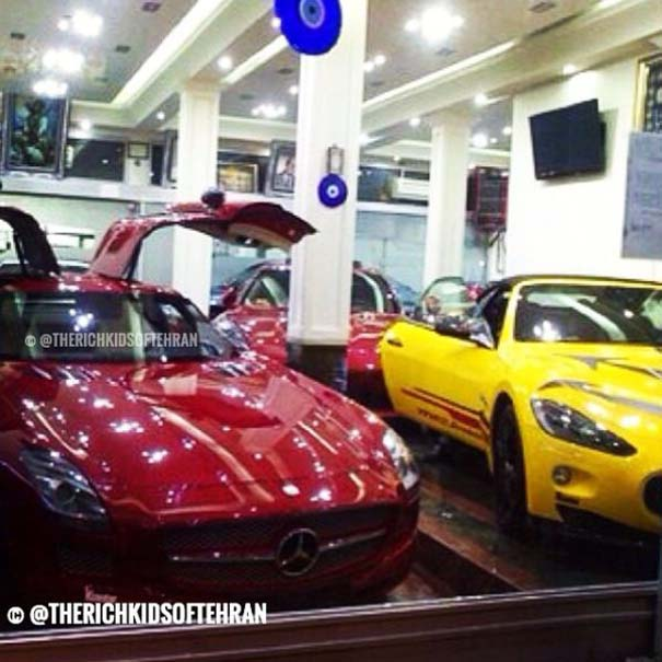 Τα πλουσιόπαιδα της Τεχεράνης επιδεικνύουν την καθημερινότητα τους στο Instagram (9)