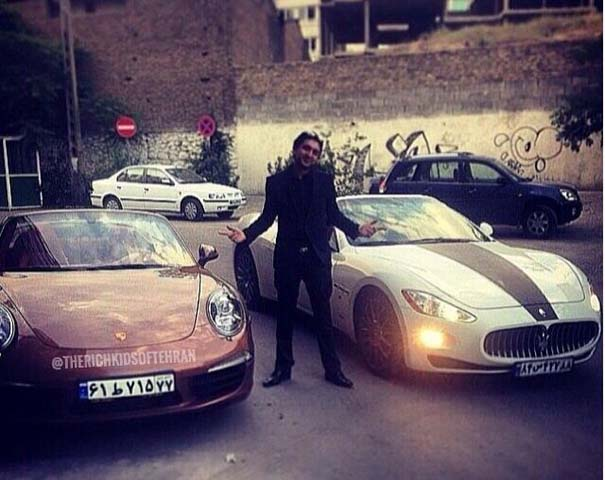 Τα πλουσιόπαιδα της Τεχεράνης επιδεικνύουν την καθημερινότητα τους στο Instagram (21)