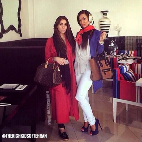 Τα πλουσιόπαιδα της Τεχεράνης επιδεικνύουν την καθημερινότητα τους στο Instagram (26)