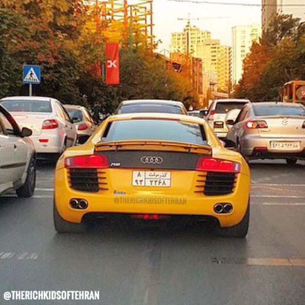 Τα πλουσιόπαιδα της Τεχεράνης επιδεικνύουν την καθημερινότητα τους στο Instagram (33)