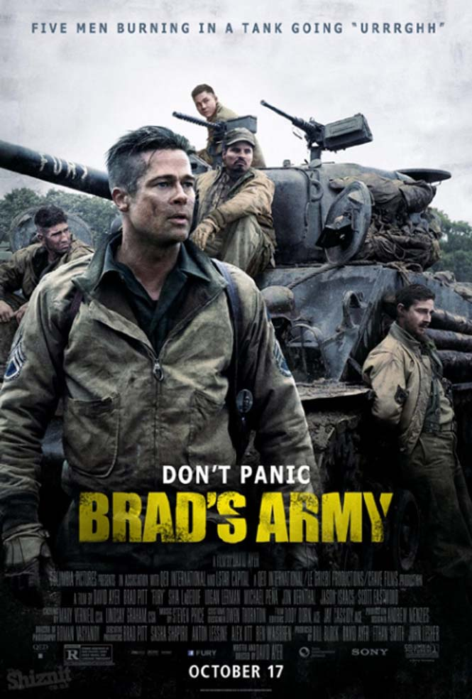 Posters ταινιών όπως θα έπρεπε να είναι (14)